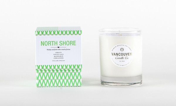 Vancouver Candle Company | North Shore