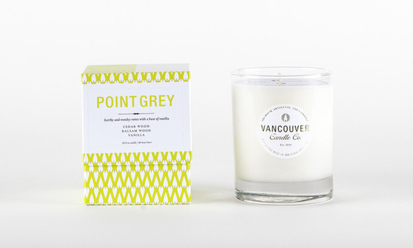 Vancouver Candle Company | Point Grey
