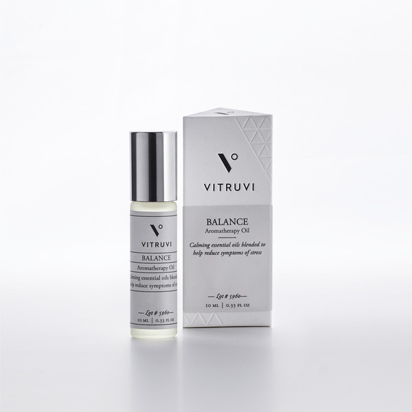 VITRUVI | BALANCE • AROMATHERAPY OIL - REMEDY COLLECTION