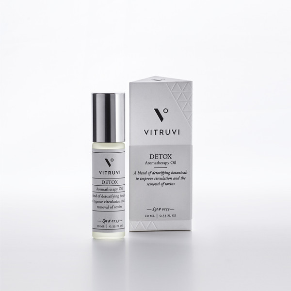 VITRUVI | DETOX • AROMATHERAPY OIL - REMEDY COLLECTION